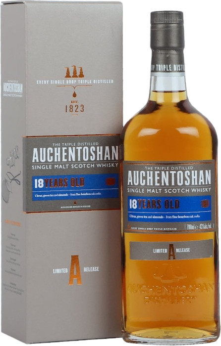 Single Malt 18 Year Old