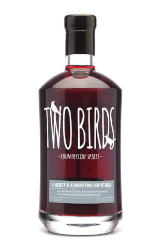 Cherry and Almond Vodka